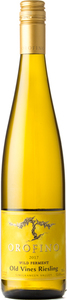 Orofino Wild Ferment Old Vines Riesling 2017, BC VQA Similkameen Valley Bottle