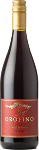 Orofino Wild Ferment Syrah 2018, Similkameen Valley Bottle