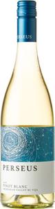 Perseus Winery Pinot Blanc 2018, VQA Okanagan Valley Bottle