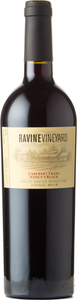 Ravine Vineyard Nancy's Block Cabernet Franc 2016, St. David's Bench Bottle