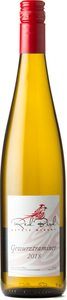 Red Bird Estate Winery Gewuztraminer 2018 Bottle