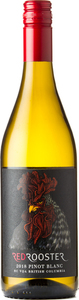 Red Rooster Pinot Blanc 2018, Okanagan Valley Bottle