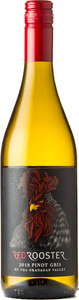 Red Rooster Pinot Gris 2018, Okanagan Valley Bottle