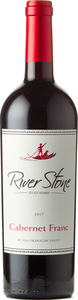 River Stone Cabernet Franc 2017, Okanagan Valley Bottle