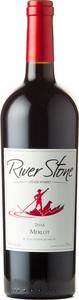 River Stone Merlot 2016, Okanagan Valley Bottle