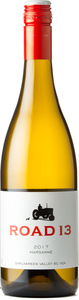 Road 13 Marsanne 2017, Similkameen Valley Bottle