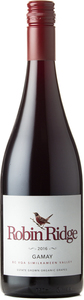 Robin Ridge Winery Gamay 2016, Similkameen Valley Bottle