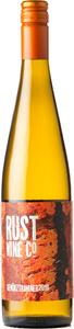 Rust Wine Co. Gewürztraminer 2018, Golden Mile Bench  Bottle