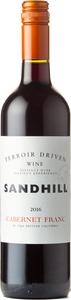 Sandhill Cabernet Franc Terroir Driven Wine 2016 Bottle