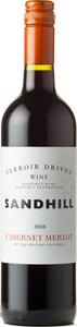Sandhill Cabernet Merlot Terroir Driven Wine 2016 Bottle
