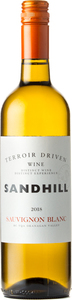Sandhill Sauvignon Blanc Terroir Driven Wine 2018, Okanagan Valley Bottle