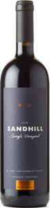 Sandhill Single Vineyard One Small Lots Program Vanessa Vineyard 2016, Similkameen Valley Bottle