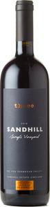 Sandhill Small Lots Three Sandhill Estate Vineyard 2016, Okanagan Valley Bottle