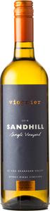 Sandhill Single Vineyard Viognier Small Lots Program Osprey Ridge Vineyard 2018, Okanagan Valley Bottle
