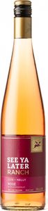 See Ya Later Ranch Nelly Rosé 2018, Okanagan Valley Bottle