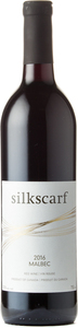 Silkscarf Malbec 2016, Okanagan Valley Bottle