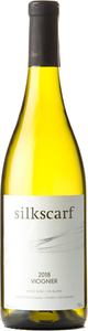 Silkscarf Viognier 2018, Okanagan Valley Bottle