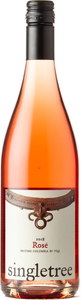 Singletree Rosé 2018 Bottle