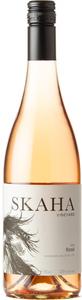Skaha Vineyard Rosé 2018, Okanagan Valley Bottle