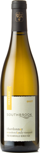 Southbrook Saunders Vineyard Chardonnay 2017, Beamsville Bench Bottle