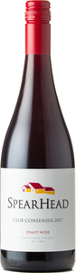 Spearhead Pinot Noir Club Consensus 2017, Okanagan Valley Bottle