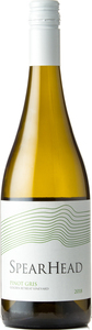 Spearhead Winery Pinot Gris Golden Retreat Vineyard 2018, Okanagan Valley Bottle