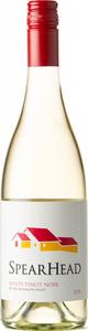 Spearhead Winery White Pinot Noir 2018, Okanagan Valley Bottle