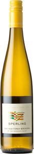Sperling Vineyards Old Vines Riesling 2016, Okanagan Valley Bottle