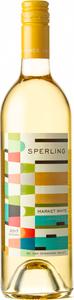 Sperling Vineyards Organic Market White 2017, Okanagan Valley Bottle