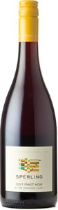 Sperling Vineyards Pinot Noir 2017, BC VQA Okanagan Valley Bottle