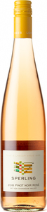 Sperling Vineyards Organic Pinot Noir Rosé 2018, Okanagan Valley Bottle