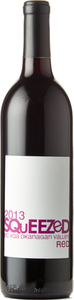 Squeezed Wines Red 2013, BC VQA Okanagan Valley Bottle