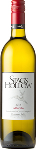 Stag's Hollow Albarino Shuttleworth Creek Vineyard 2018, Okanagan Valley Bottle