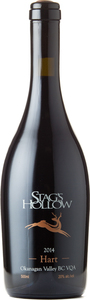 Stag's Hollow Hart 2014, Okanagan Valley (500ml) Bottle