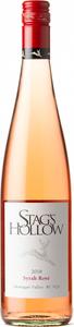 Stag's Hollow Syrah Rosé 2018, Okanagan Valley Bottle
