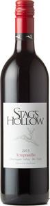 Stag's Hollow Tempranillo 2016, Okanagan Valley Bottle