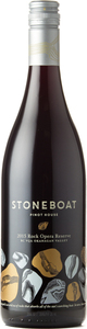 Stoneboat Pinotage Rock Opera Reserve 2015, Okanagan Valley Bottle