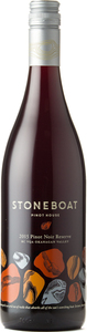 Stoneboat Pinot Noir Reserve 2015, Okanagan Valley Bottle