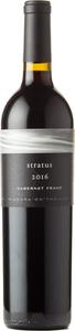 Stratus Cabernet Franc 2016, Niagara Lakeshore Bottle