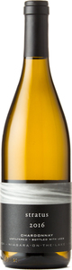 Stratus Chardonnay   Unfiltered Bottled With Lees 2016, VQA Niagara On The Lake Bottle