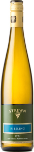 Strewn Winery Riesling 2017, Niagara Peninsula Bottle