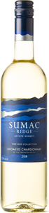 Sumac Ridge Vineyard Collection Unoaked Chardonnay 2018, Okanagan Valley Bottle