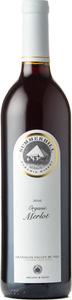 Summerhill Organic Merlot 2016, BC VQA Okanagan Valley Bottle