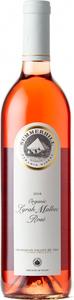 Summerhill Pyramid Winery Organic Syrah Malbec Rosé 2018, Okanagan Valley Bottle