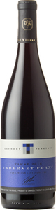 Tawse Cabernet Franc Laundry Vineyard 2016, Lincoln Lakeshore Bottle