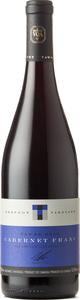 Tawse Cabernet Franc Redfoot Vineyard 2016, Lincoln Lakeshore Bottle
