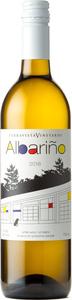 Terravista Vineyards Albarino 2018, Okanagan Valley Bottle
