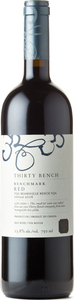 Thirty Bench Benchmark Red 2016, Beamsville Bench Bottle