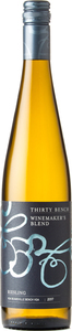 Thirty Bench Winemaker's Blend Riesling 2017, Niagara Peninsula Bottle