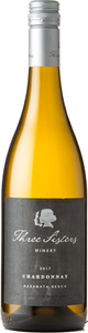 Three Sisters Chardonnay 2017, Okanagan Valley Bottle